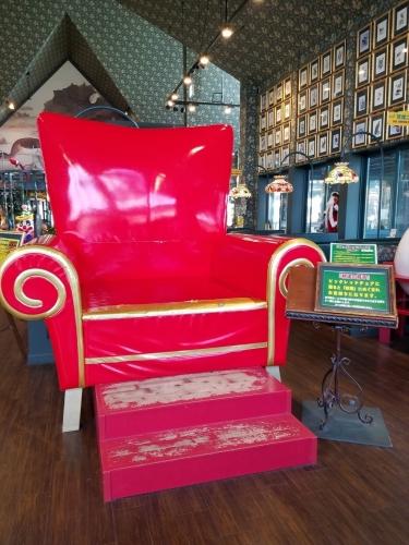ラッピ本店_財運の椅子